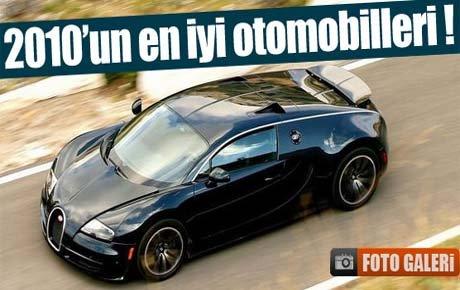 2010 yılının en iyi otomobilleri