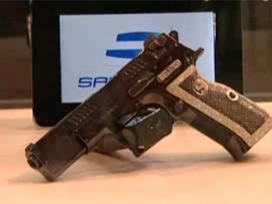 420 pırlanta taşlı 150 bin liralık silah!