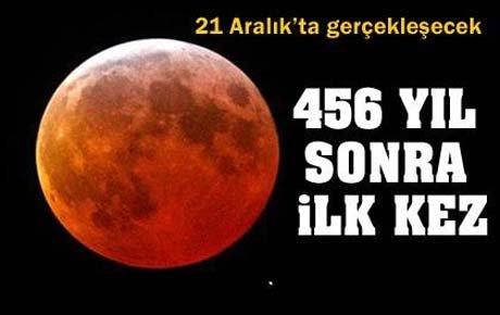 456 yıl sonra ilk kez