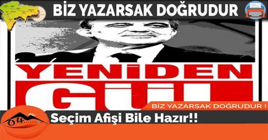 Abdullah Gül bombası!