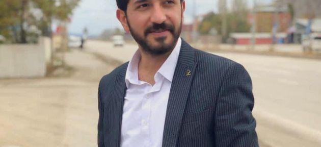Ağrı Ak Parti Gençlik Kolları Başkanlığı Halil İbrahim Selçuk'a Emanet