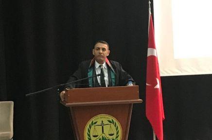 Ağrı Baro Başkanı Av.M. Salih AYDIN'dan 5 Nisan Avukatlar Günü Mesajı
