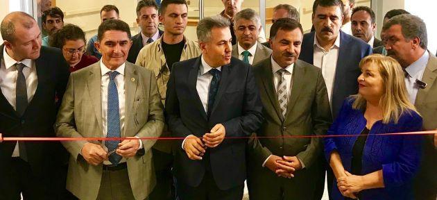 Ağrı Devlet Hastanesi Palyatif Merkezi Açıldı