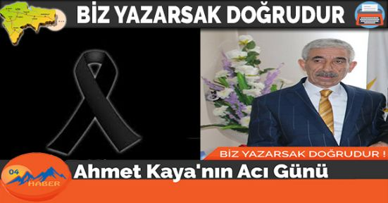 Ahmet Kaya'nın Acı Günü