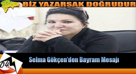 Ak Partili Selma Gökçen'in Bayram Mesajı