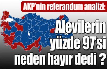 AKP'nin referandum analizi