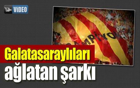 Ali Sami Yen'e veda şarkısı