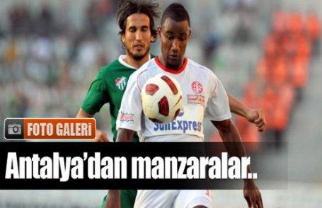 Antalyaspor-Bursaspor
