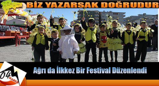 Artık Ağrı'nın da Festivali Var