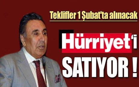 Aydın Doğan Hürriyet'i satıyor !