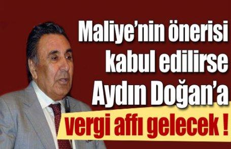 Aydın Doğan'a vergi affı müjdesi !
