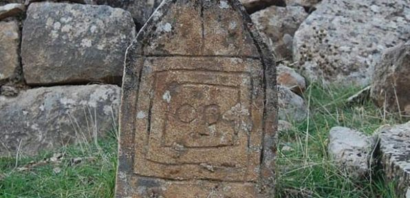 Batman'da gizemli mezar taşları