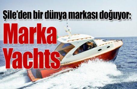 Bir Dünya Markası Doğuyor: Marka Yachts