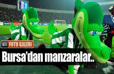 Bursaspor-M.United