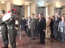 Büyükanıt, Anıtkabir'i ziyaret etti- Video
