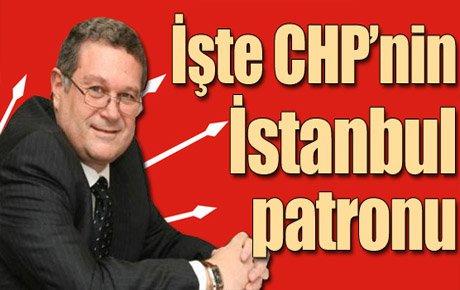 CHP'nin İstanbul patronu belli oldu