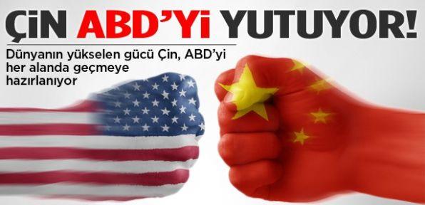 Çinli şirketler Amerika'yı yutuyor!