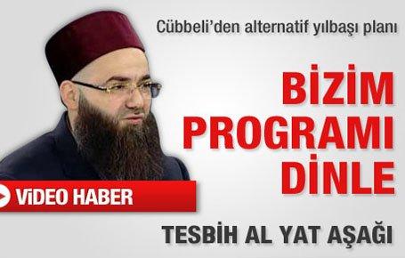 Cübbeli Ahmet Hoca yılbaşına değindi-İzle