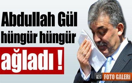 Cumhurbaşkanı Gül'ü ağlatan türkü