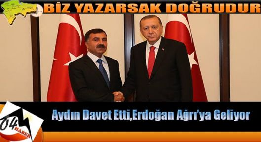 Cumhurbaşkanı,Abbas Aydın'ın Davetini Geri Çevirmedi