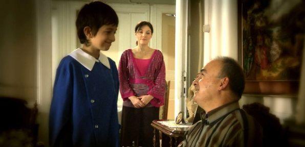 Dedem televizyonda ilk kez Kanal 7'de