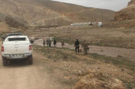 Diyadin'de Dereye Düşen İpek'in Cansız Bedenine Ulaşıldı