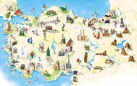 Dünya Basının Gözde Turizm Merkezi Türkiye