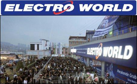 Electro World'den büyük açılış