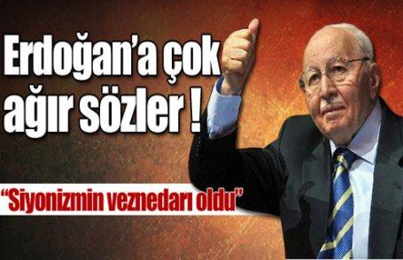 Erbakan'dan Erdoğan'a şok sözler