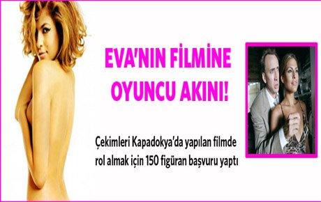 Eva'nın filmine oyuncu akını!