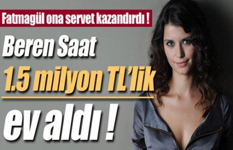 Fatmagül 1.5 milyon TL'lik ev aldı !