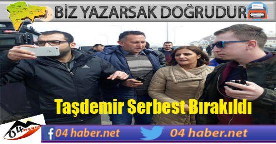 Hdp'li Taşdemir  Mahkemeye Çıktı