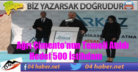 Hedef 500 İstihdam
