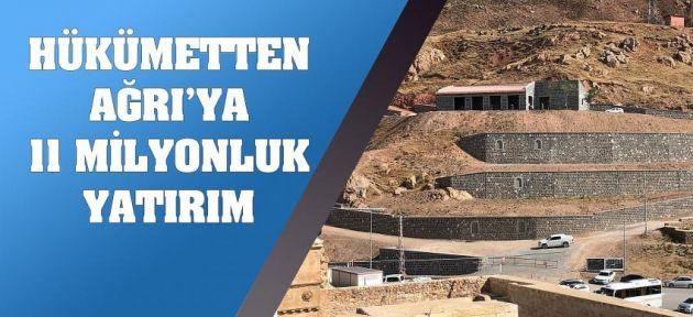 Hükümetten İshak Paşa Sarayı'na 11 Milyonluk Dev Yatırım
