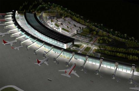 İşte İstanbul'un yeni havalimanı