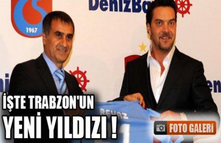 İşte Trabzon'un son transferi !