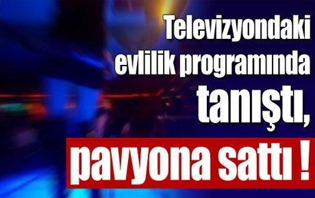 İzdivaç'ta tanıştı pavyona sattı !