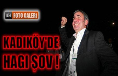 Kadıköy'de Hagi şov !