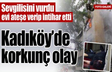 Kadıköy'de korkunç olay