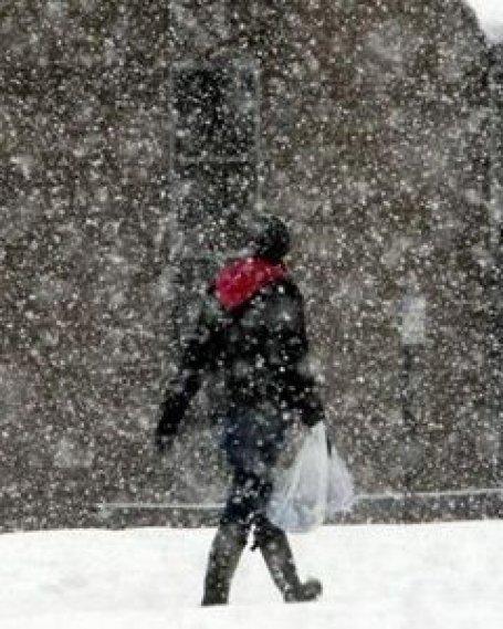 Kar yarın Trakya'dan yurda giriyor