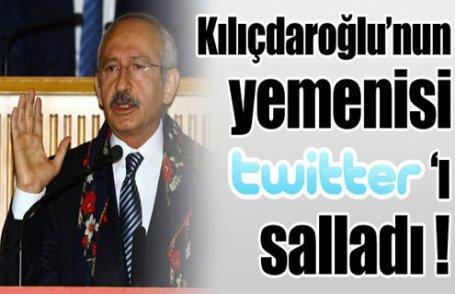 Kılıçdaroğlu'nun yemenisi Twitter'ı salladı