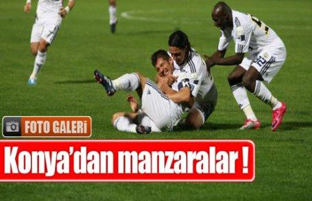 Konyaspor-Fenerbahçe