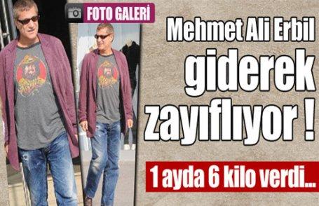 Mehmet Ali Erbil giderek zayıflıyor !