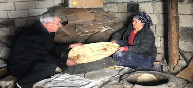 Mehmet Erat : Halk Ekmeği Analarımız Üretecek