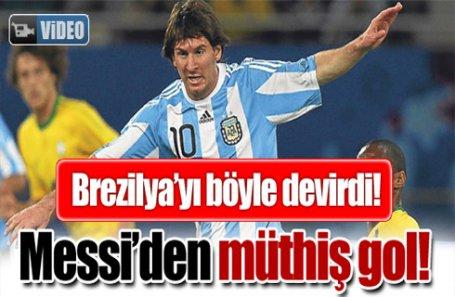 Messi milli oldu!
