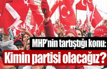 MHP kimin partisi olacak?