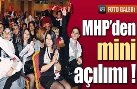 MHP'den mini açılımı (Galeri)