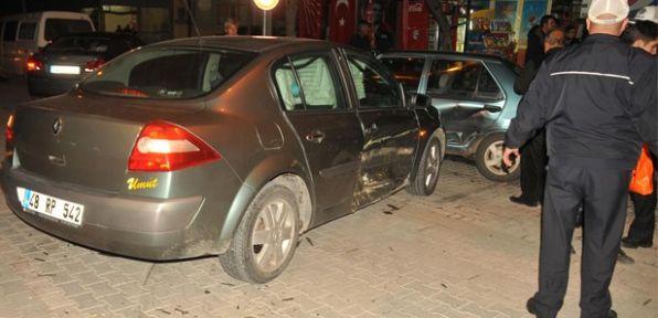 Muğla'da zincirleme trafik kazası