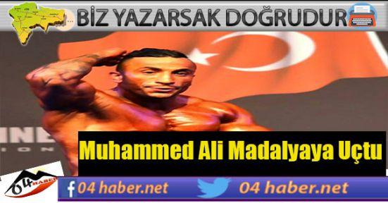Muhammed Ali Madalyaya Uçtu