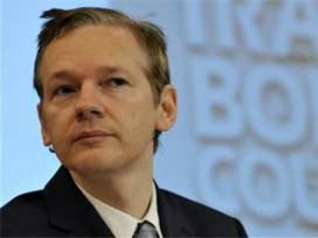Olay adam Julian İngiltere'de tutuklandı